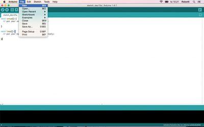 Scratch for Arduinon asentaminen